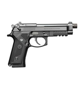 BERETTA Beretta M9A3 Type F 9mm 5In TB Safety Decocker Black Finish Vertec Grips Night Sight 3-10Rd