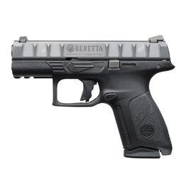 BERETTA Beretta APX Centurion 9mm 3.7In  Black 1-10rd Ambi Slide Catch