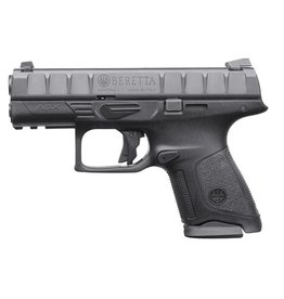 BERETTA Beretta APX Compact 9mm 2-10rd Picatinny Rail 3 Dot Sights Backstraps