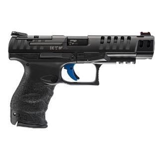WALTHER Walther PPQ M2 Q5 Match 9mm 5In Optic Ready Slide 10rd