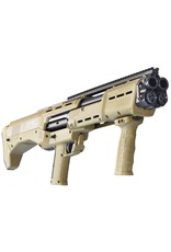 Standard Mfg Standard Mfg DP12 12ga Double Barrel Pump Shotgun w/ Breacher Chokes TAN