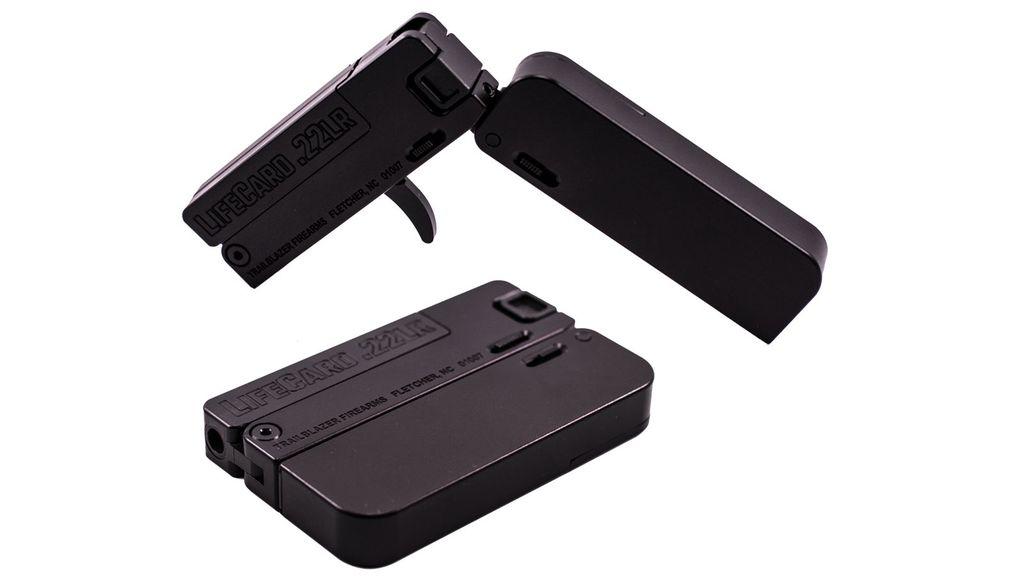 Trailblazer Trailblazer Firearms Lifecard .22LR 2.5In Single Shot