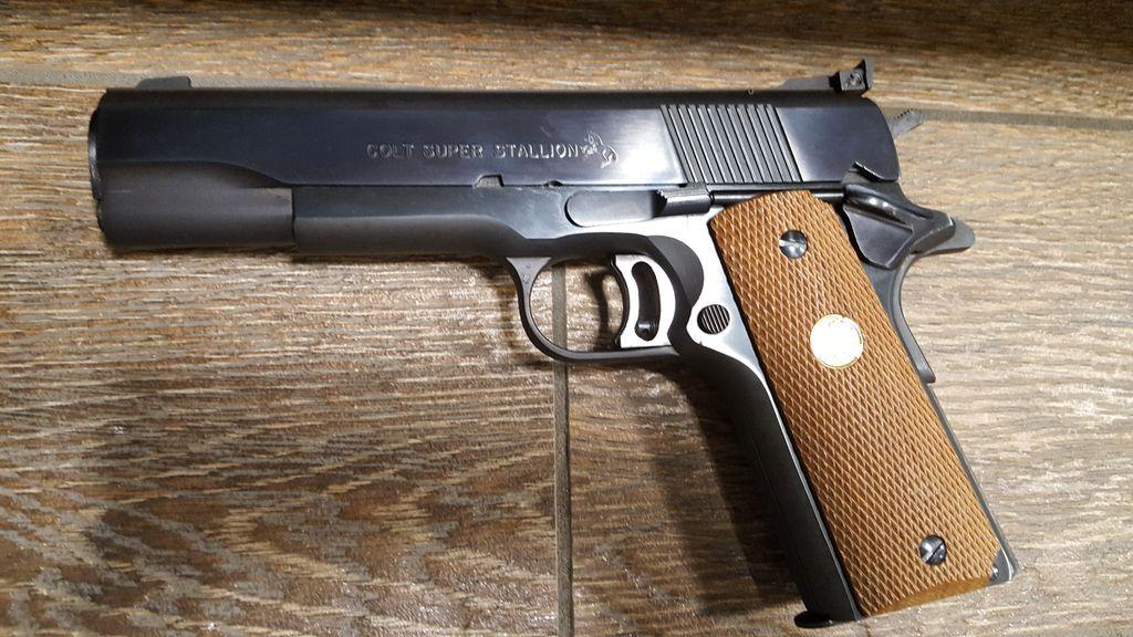 COLT Colt 1911 38Super USED