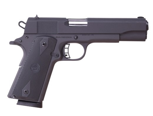 Rock Island Rock Island M1911-A1 GI Tactical 45acp 5In Barrel Parkerized Finish 1-8rd