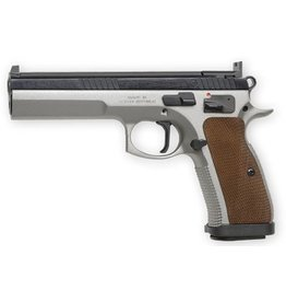 CZ CZ USA 75 Tactical Sport 9mm 5.4In Barrel 3-10rd