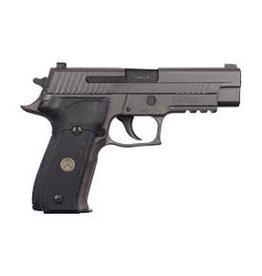 Sigsauer Sig Sauer P226 Legion 9mm G10 Grips 3-10rd GRY