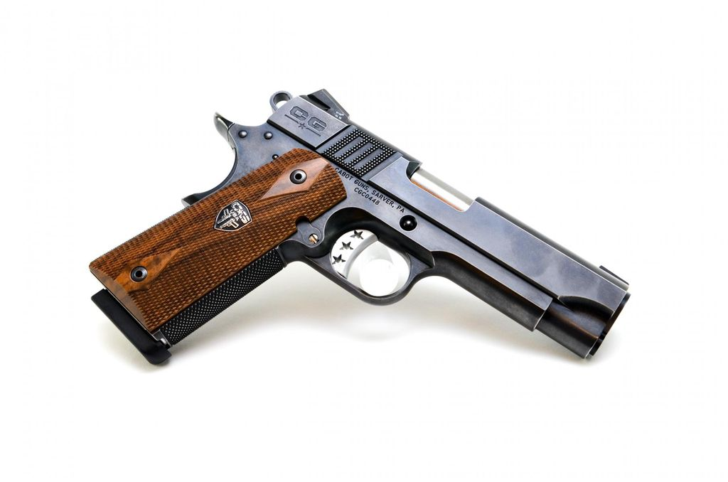 Cabot Cabot Vintage Classic Commander 1911 Style 9MM 2-8rd Mags
