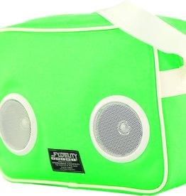 Scratch Fydelity | Shoulder Bag | ELECTRIK GREEN