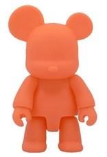 Toy2R 16 inch Qee Bear Orange plastic figure