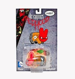 "Beats Kidrobot | DC Universe Labbit 2.5"" Red Hood"