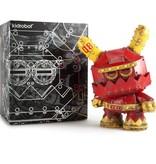 "Kidrobot Kidrobot   Mecha 8"" Stealth Dunny BY FRANK KOZIK"