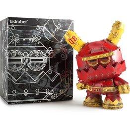 "Kidrobot Kidrobot | Mecha 8"" Stealth Dunny BY FRANK KOZIK"