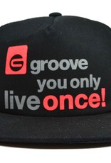 Grooveman Groovemanmusic/Hat/You only live once!