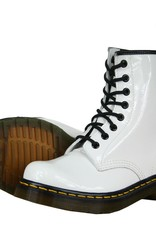 Dr Martens White/Patent Lamper