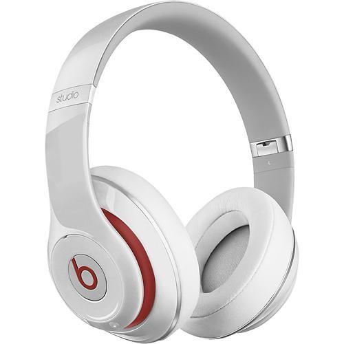 Beats Beats Studio-White