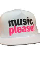 Hats Music Please