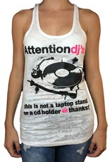 Grooveman Attention Dj's womens!!!! Burnout