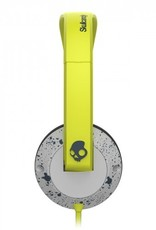 Skullcandy UPROCK - HOT LIME/LIGHT GRAY W/MIC1
