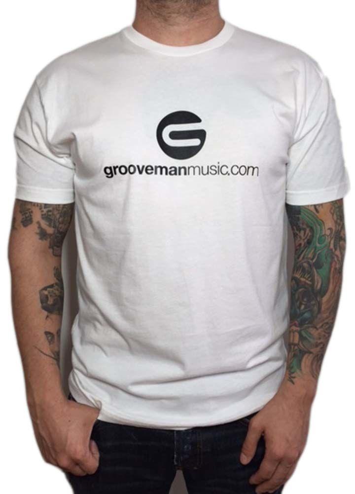 Grooveman Classic logo T-Shirt