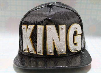 Grooveman Groove Hats -King