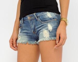 Machine Jeans   Short