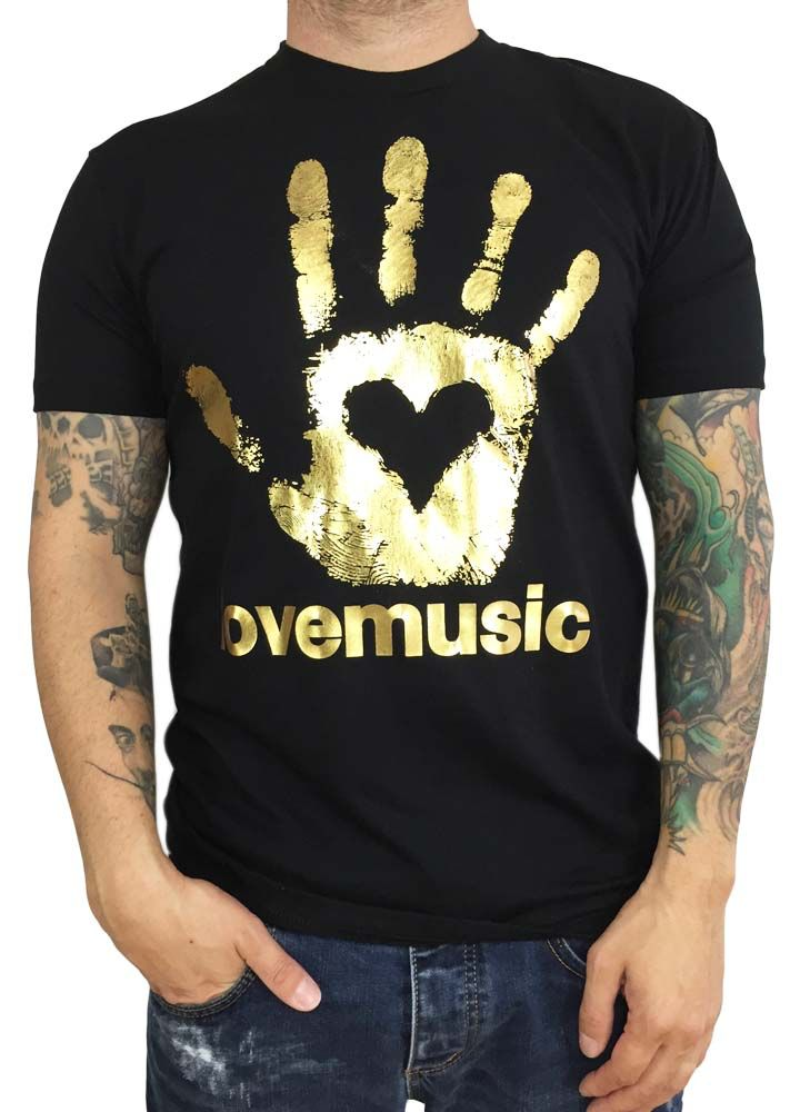 Grooveman Groovemanmusic t-shirt