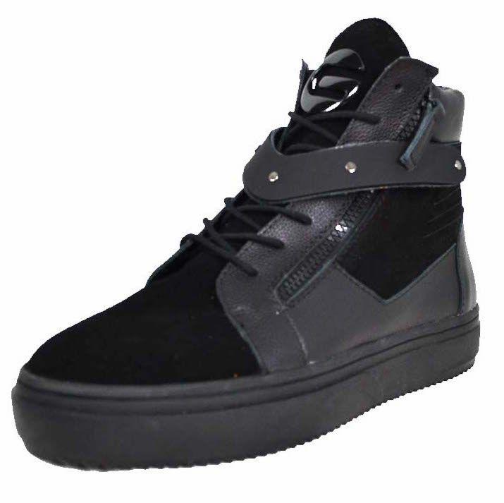Grooveman Groove Footwear | Solid Black