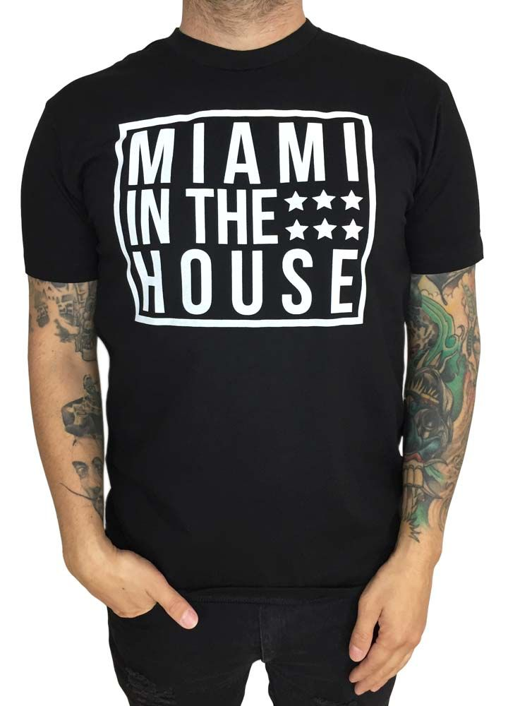 Grooveman Miami In The House!! | Exclusive Grooveman Tees!