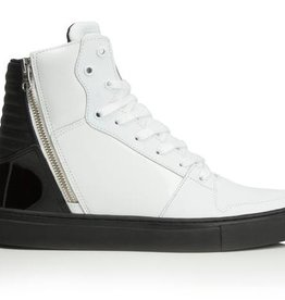Creative Recreation Creative Recreation Adonis White Black Patent