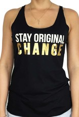 Grooveman Stay Original Change | Tank Women
