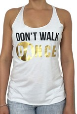 Grooveman Don't Walk Dance | Tank Womens