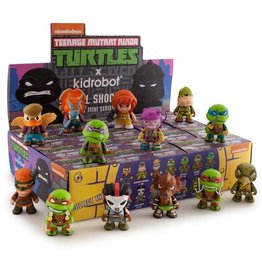 Kidrobot TMNT BLIND BOX MINI SERIES 2