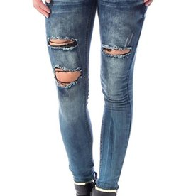 London Ripped Denim