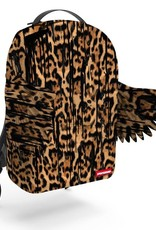 Sprayground Sprayground | Leopard Removeable Wings