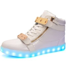 London LED-Hi Top Sneakers | Womens