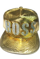 Grooveman Groove Hats | Boss Double Letters