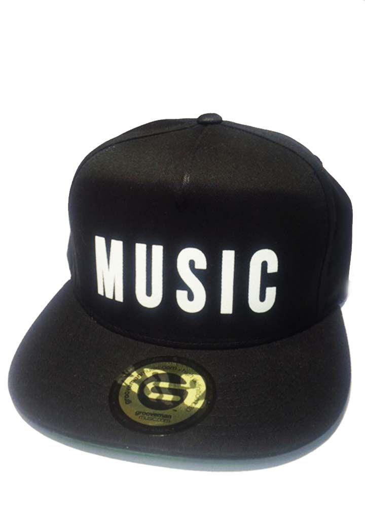 Grooveman Music | 5 Panels Hat