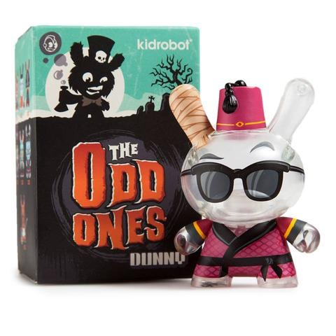 "Kidrobot Kidrobot | Dunny 3"" The Odd Ones by Scott Tolleson"