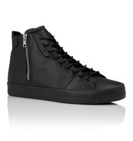 Creative Recreation CARDA HI BLACK LEATHER