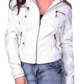 London Vegan Leather Jacket