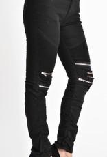 London Moto Skinny Pants