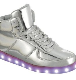 London Led Sneakers | Hi Top