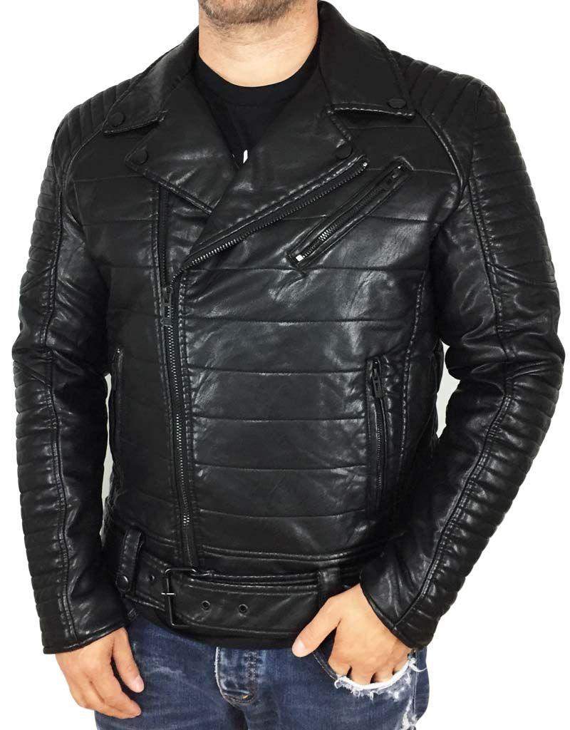 Jordan Craig Padded Biker Jacket