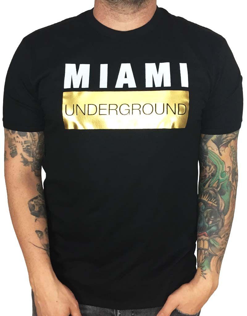 Grooveman Miami Underground I Block