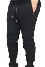 Grooveman Groove | Sweatpants Leather pocket