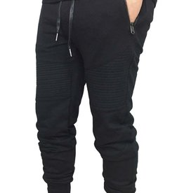 Grooveman Groove | Sweatpants Leather pocket