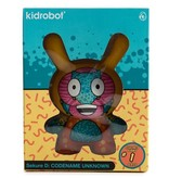 """Kidrobot Kidrobot   Dunny Codename Unknown 5"""""""
