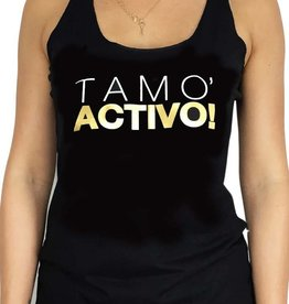 Grooveman Tamo Activo