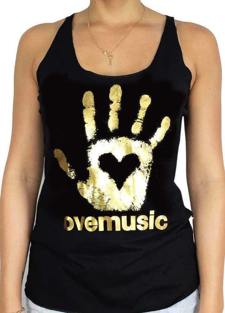 Grooveman Love Music Gold