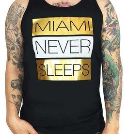 Grooveman Miami Never Sleeps Tank